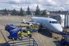 ERJ-175 N206NN Seattle Tacoma 23.03.19 (jonf45 - 5 million views -Thank you) Tags: airliner civil aircraft jet plane flight aviation lax los angeles international airport klax erj 175 american eagle embraer erj175 n206nn seattle tacoma aa6049