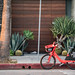 Bicycle Share on Abbot Kinney - Venice, CA