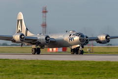 B-29 FiFi (zfwaviation) Tags: kafw afw alliance fort worth b29 superfortress boeing fifi n529b caf commemorative air force airplane plane warbird bomber
