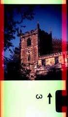 St. James's Church, Norton (pho-Tony) Tags: 110 clowncamera expiredfilm toycameras novelty clown camera toy expired fujicolor superia iso 200 film tetenal c41