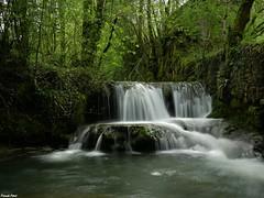 Cascade sur la Furieuse - Jura (francky25) Tags: cascade sur la furieuse jura franchecomté printemps rivière filtre nd ngc