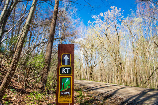 Hoosier National Forest - Knobstone/Brown County D Trail - April 15, 2019