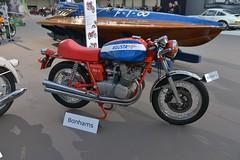 1973 MV Augusta 750 (pontfire) Tags: véhicule de collection oldtimer ancienne antique vieille old moto motorcycle motobike bike motocyclette 1973 mv augusta 750 bonhams lesgrandesmarquesdumondeaugrandpalais2018 オートバイ motorrad motocicleta 摩托车