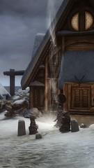 Skyrim Special Edition (diagk) Tags: skyrim