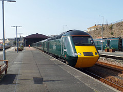 43040 Penzance (3) (Marky7890) Tags: gwr 43040 class43 hst 2a86 penzance railway cornwall cornishmainline train