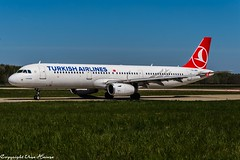 Turkish Airlines TC-JMM (U. Heinze) Tags: aircraft airlines airways airplane plane planespotting flugzeug haj hannoverlangenhagenairporthaj eddv nikon d610 nikon28300mm