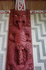 Carved Meeting House (koukat) Tags: nz new zealand northland bay islands waitangi russell ferry waitaingi treaty grounds museum busby residency house historic history historical maori