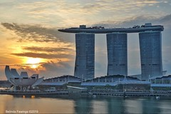 Sunrise in Singapore (Belinda Fewings (5 million views. Thank You)) Tags: