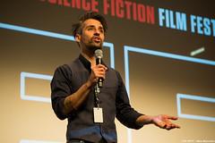 37th BIFFF - Antrum Presentation - 18-04 - Mike Meysmans (5) (@BIFFF) Tags: bifff film antrum