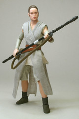 "Customised TBS 6"" Rey (Jakku) (StarAlien70) Tags: starwars customised staralien70 actionfigure 112scale 6inch rey theforceawakens jakku ahchto daisyridley"