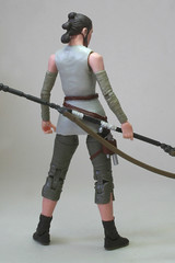 "Customised TBS 6"" Rey (Ahch-To Training) (StarAlien70) Tags: starwars customised staralien70 actionfigure 112scale 6inch rey theforceawakens jakku ahchto daisyridley"