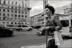 DRD160605_01092 (dmitryzhkov) Tags: urban city everyday public place outdoor life human social stranger documentary photojournalism candid street dmitryryzhkov moscow russia streetphotography people man mankind humanity bw blackandwhite monochrome