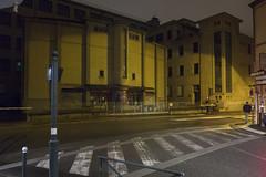 Rennes, mars 2019 (Le Cercle Rouge) Tags: rennes france night streets rues darkness light nocturne ruekléber