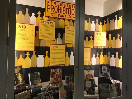 Prohibition Display