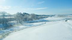 Chill morning with steam fog / けあらしの朝 (yanoks48) Tags: winter 冬 snow 雪 steamfog けあらし hokkaido 北海道 japan 日本