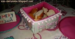Photo (ezo-handmade) Tags: اشغال يدوية افكار منزلية الطرز و الخياطة خياطة سلات sewing