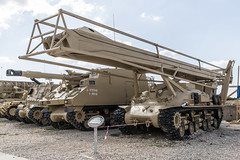 IDF Armored Corps Museum (Moody Man) Tags: idf armored corps museum 2019 190410 israel eyal observation post vehicle 觀測車 m4 sherman
