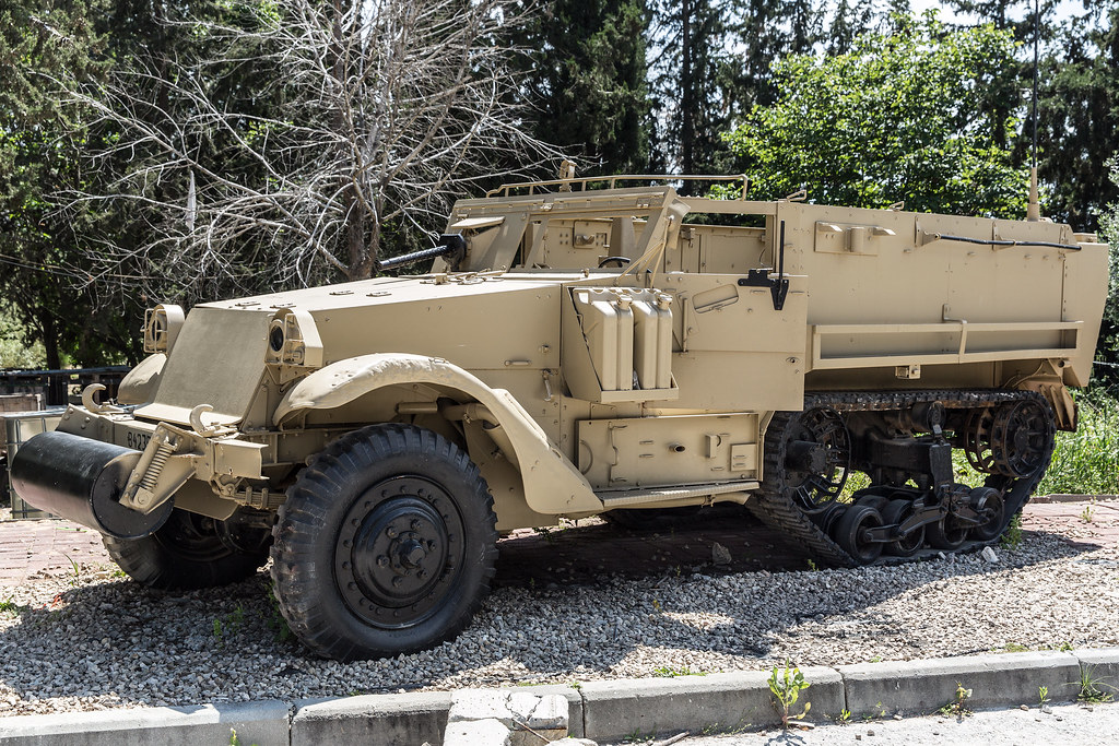 The World's most recently posted photos of halftrack and idf