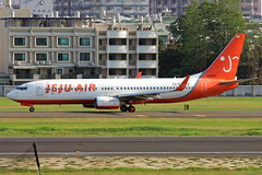 HL8020 Jeju Air Boeing 737-86N (阿樺樺) Tags: hl8020 jejuair boeing 73786n