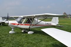 D-MDGFIkarus Comco C-42 (graham19492000) Tags: markdorfairfield dmdgf ikarus comco c42