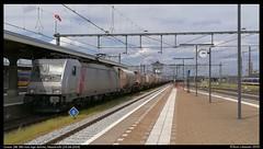 LNS 186 384, Maastricht - 24-04-2019 (Teun Lukassen) Tags: lineas lns br186 akiem dolime maastricht veendam sittard 47627 treinen trains züge