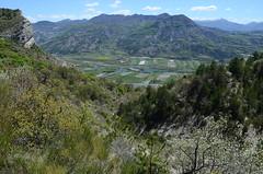 L'adret de Crigne (RarOiseau) Tags: picdecrigne montagne panorama ladurance forêt vallée falaise têtedeboursier