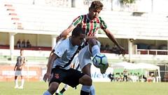 Sub-17 Fluminense x Vasco 24/04/2019 (Fluminense F.C.) Tags: brasileirão futebol jogando