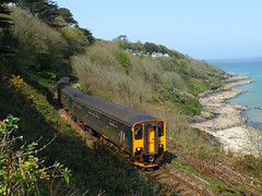 150234 & 150244 Carbis Bay (4) (Marky7890) Tags: gwr 150234 class150 sprinter 2a24 carbisbay railway cornwall stivesbayline train