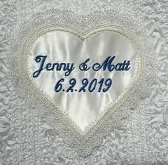 Wedding Gown Label - Jacqueline