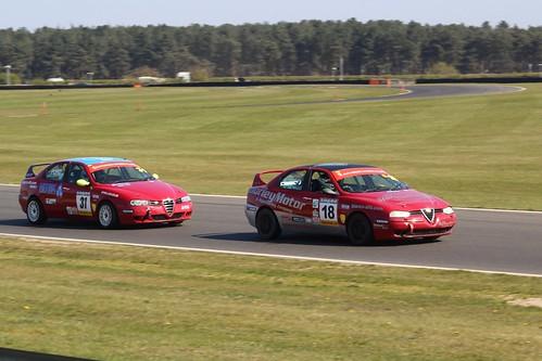 Alfa Romeo Championship - Snetterton 2019