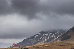 Vik Church (craig.denford) Tags: vik church iceland craig denford canon 7d mark ii manfrotto