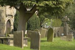 MarkingTime (Tony Tooth) Tags: nikon d7100 nikkor 55300mm churchyard sundial celticcross time markingtime eyam derbyshire