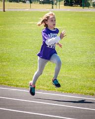 Audrey 100 yd race (hz536n/George Thomas) Tags: 2019 alabama canon audrey auburn canon5d ef24105mmf4lisusm spring copyright cs6 track trackmeet race run
