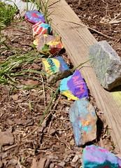 2019_TTG_Raleigh NC Hope Reins 33 (TAPSOrg) Tags: taps tragedyassistanceprogramforsurvivors tapstogethers raleigh northcarolina hopereins 2019 military outdoor vertical kids children art crafts detail rock