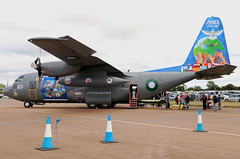 4153 (GH@BHD) Tags: 4153 lockheed c130 c130e hercules paaf pakistanairforce specialcolours propliner turboprop freighter cargo aircraft aviation airlifter transporter transport raffairford fairford riat riat2016 royalinternationalairtattoo 153
