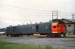 CB&Q PMC 9770 (Chuck Zeiler 52) Tags: cbq pmc 9770 burlington railroad passengermotorcar gaselectric beatrice train alchione chz