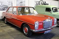 NDO 878M (Nivek.Old.Gold) Tags: 1973 mercedes 250 2778cc aca