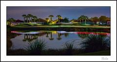 View from the 12th tee (simplymr.holz) Tags: golf florida pentaxart pentaxlife k3 pentaxda50135mm