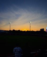 2442263617 (jalexartis) Tags: fayetteville fayettevillenc fayettevillenorthcarolina downtown downtownfayetteville segra segrastadium stadium baseball ballpark inaugralseason inaugral sunset lighting