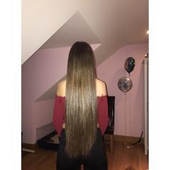 jk BEFORE (morikarak) Tags: long short longhair shorthair blonde brunette curls wavyhair hairstyle makeover rapunzel shave headshave bald haircut hairs ponytail braid thickhair