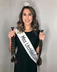 PRINCESS CHOP (morikarak) Tags: long short longhair shorthair rapunzel chop chopitoff thickhair ponytail braid shave blonde brunette