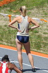 2017_TNR_F0029 (Knox Triathlon Dude) Tags: 2017 run race women briefs bunhuggers hurdles 400m track college varsity usa northamerica 400mhurdles university legs thighs hips woman