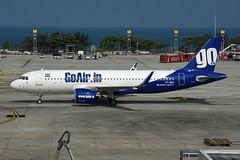 GoAir Airbus A320-271N VT-WGV (EK056) Tags: goair airbus a320271n vtwgv phuket international airport