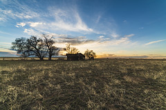House on Elicott Hwy (Tom Herlyck) Tags: amazing abandoned america awesome a7rii air april beautiful bigsky blue colorado clouds camera colorful decaying digital decay day drive easterncolorado exposure evening flickr farm fountain field greatamericandesert grass highplains house homestead image idyllic interesting imaginitive intimate jazzed joyful joyus killer light landscape lightroom neglected natural old outdoors outside prairie ranch sky sunset southeastcolorado southeasterncolorado southerncolorado shortgrassprairie trees usa view vintage weather elpasocounty