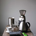 pour over coffee equipment