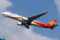 B-LNR (minh261) Tags: hong kong airlines airbus a330 a330300 bangkok suvarnabhumi airport