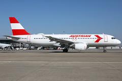 OE-LBO 19042019 (Tristar1011) Tags: ebbr bru brusselsairport austrianairlines airbus a320200 a320 oelbo pyhrneisenwurzen retro