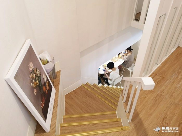【台北大安】mumi cafe|DIY自烤吐司|韓式網美咖啡店|捷運大安站 @魚樂分享誌