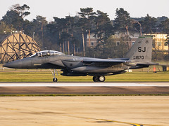 United States Air Force | McDonnell Douglas F-15E Strike Eagle | 88-1670 (MTV Aviation Photography) Tags: united states air force mcdonnell douglas f15e strike eagle 881670 unitedstatesairforce mcdonnelldouglasf15estrikeeagle usaf chiefs seymourjohnson seymour johnson sj raflakenheath lakenheath egul canon canon7d canon7dmkii