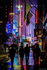 Lights & Colors in Times Square (alfapegaso) Tags: